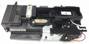 Замена сервисной станции в плоттерах HP DesignJet T120, T520, T125, T525, T130, T530